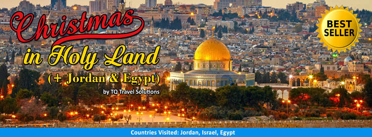 Holy Land Tour Package Philippines