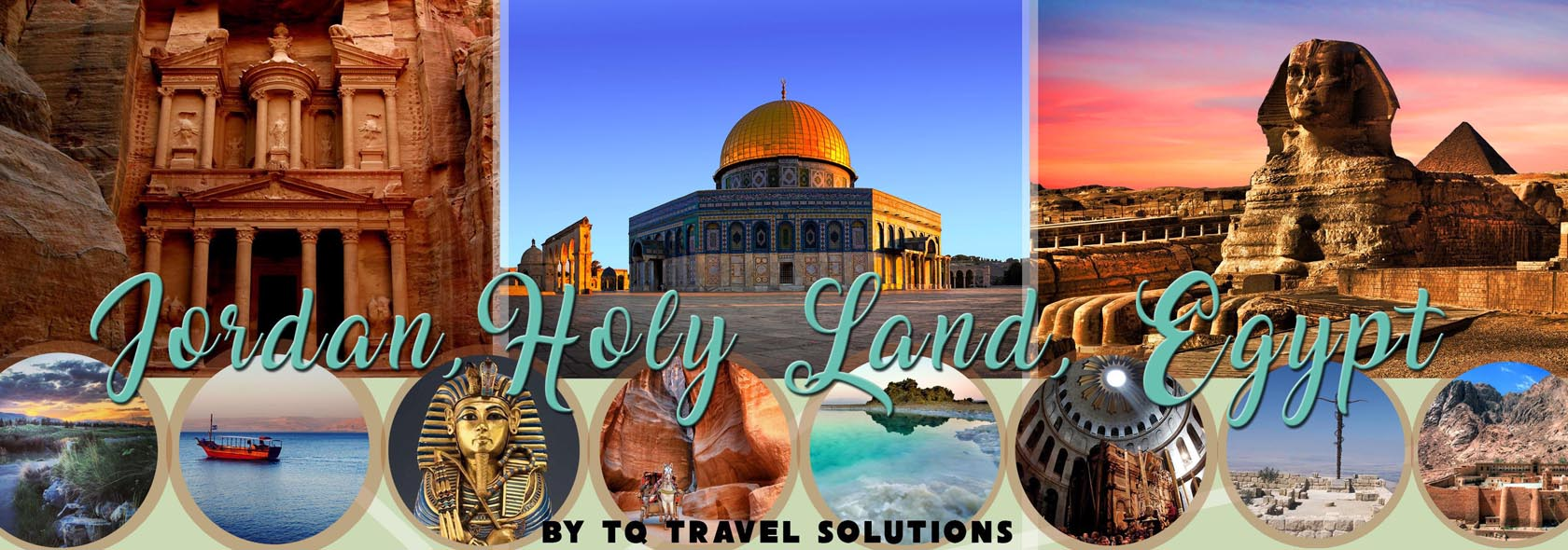 Holy Land Tours  From India