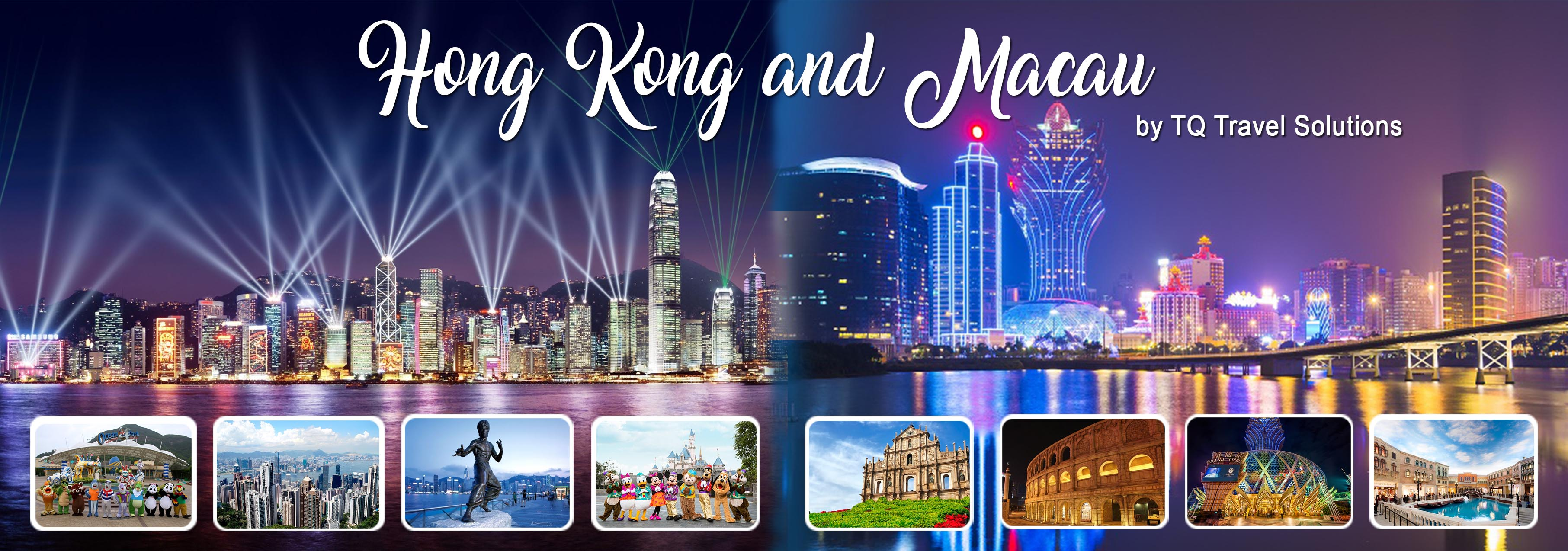 Hong Kong And Singapore Package Tour