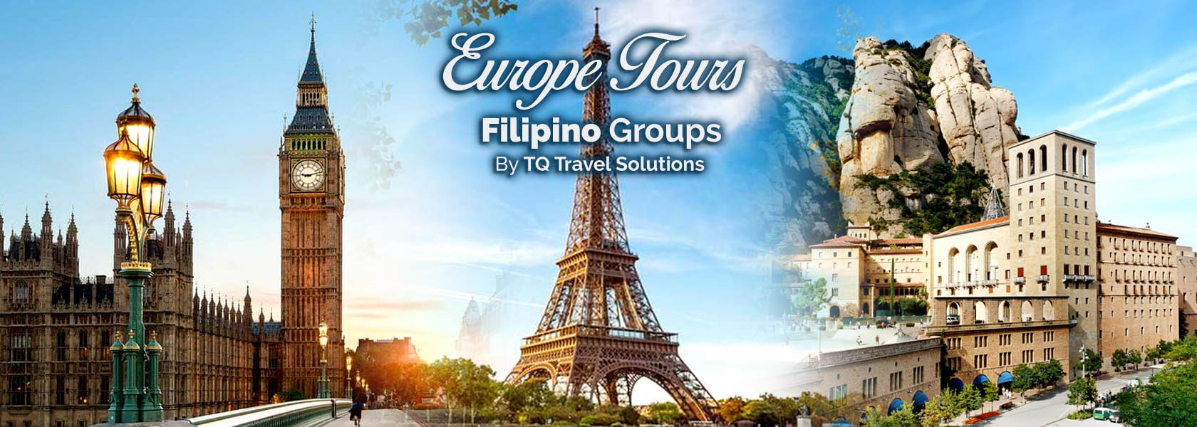 Customized Europe Tours From India